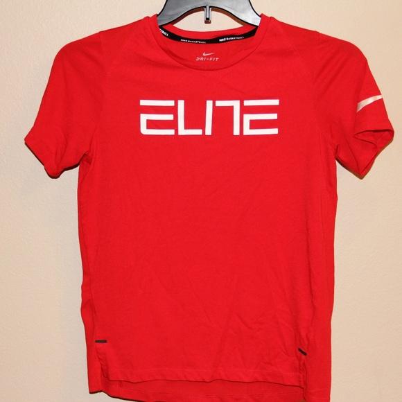 nike elite t shirt